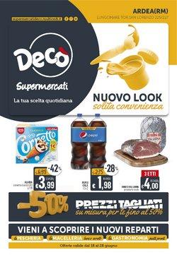 Catalogo Deco Supermercati ( Per altri 9 giorni)