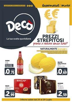 Offerte di Discount nella volantino di Deco Supermercati ( Per altri 3 giorni)