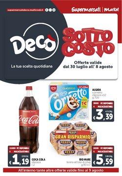Offerte di Iper Supermercati nella volantino di Deco Supermercati ( Per altri 3 giorni)