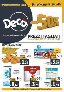Catalogo Deco Supermercati ( Per altri 8 giorni)