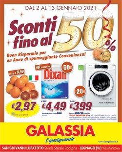 Catalogo Galassia a Verona ( Scaduto )