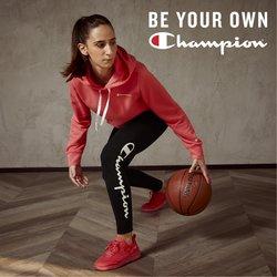 Offerte Sport nella volantino di Champion Store a Alcamo ( Più di un mese )