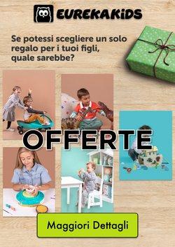 Offerte di Tucano nella volantino di Eureka Kids ( Pubblicato oggi)