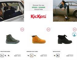 Catalogo Kickers ( Scaduto )