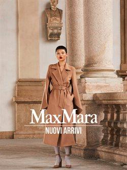Offerte Grandi Firme nella volantino di Max Mara a Reggio Calabria ( Per altri 7 giorni )