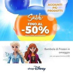 Offerte di Disney Store nella volantino di Disney Store ( Scaduto)