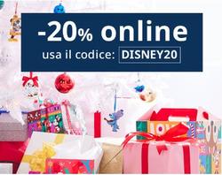Offerte di Disney Store nella volantino di Venezia