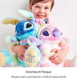 Coupon Disney Store a Catania ( Scade oggi )