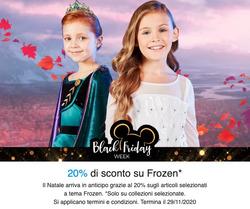 Coupon Disney Store a Caltanissetta ( Scade domani )