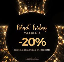 Coupon Disney Store a Cosenza ( Per altri 2 giorni )