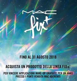 Offerte di MAC Cosmetics nella volantino di Roma