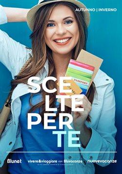 Offerte Viaggi nella volantino di Vivere&Viaggiare con Bluvacanze a Udine (Udine) ( Più di un mese )