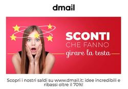 Offerte di Dmail nella volantino di Roma