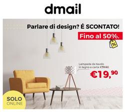 Offerte di Dmail nella volantino di Milano
