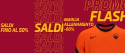 Coupon AS Roma Store a Alba ( Scade domani )