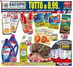 Catalogo Sacoph a Roma ( Per altri 2 giorni )