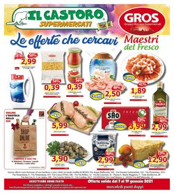 Catalogo Il Castoro Supermercati a Roma ( Scaduto )