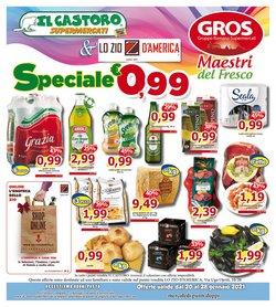 Catalogo Il Castoro Supermercati a Roma ( Pubblicato ieri )