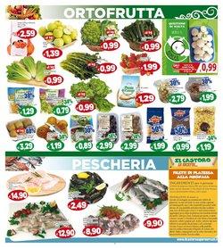 Offerte di Orata a Il Castoro Supermercati