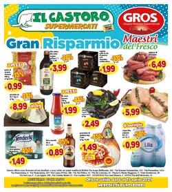 Catalogo Il Castoro Supermercati ( Scade oggi )