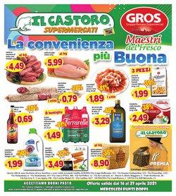 Catalogo Il Castoro Supermercati ( Per altri 3 giorni )