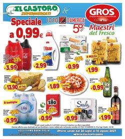 Catalogo Il Castoro Supermercati ( Pubblicato ieri)
