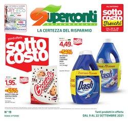 Catalogo Superconti ( Scade domani)