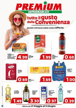 Offerte di Premium Supermercati nella volantino di Premium Supermercati ( Scaduto)