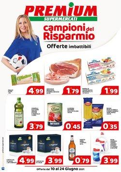 Offerte di Premium Supermercati nella volantino di Premium Supermercati ( Per altri 3 giorni)