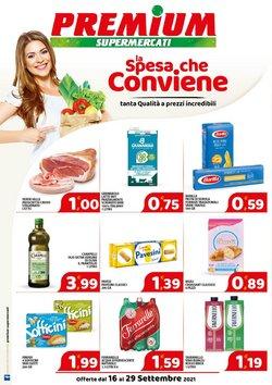 Offerte di Premium Supermercati nella volantino di Premium Supermercati ( Per altri 9 giorni)
