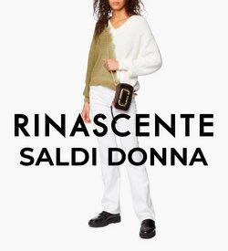 Offerte di La Rinascente nella volantino di La Rinascente ( Pubblicato oggi)