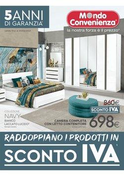 Catalogo Mondo Convenienza a Roma ( Più di un mese )