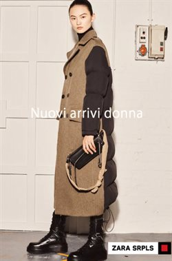 Offerte Abbigliamento, Scarpe e Accessori nella volantino di ZARA a Arezzo ( Più di un mese )