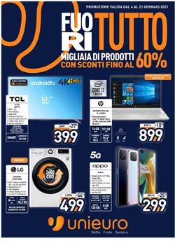 Offerte Elettronica e Informatica nella volantino di Unieuro a Chioggia ( Per altri 4 giorni )