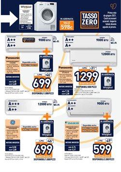 Offerte di Asciugatrice a Unieuro