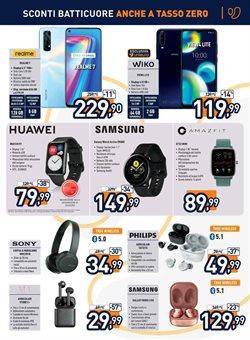 Offerte di Elettronica e Informatica nella volantino di Unieuro ( 3  gg pubblicati )