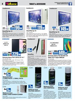 Offerte di Tablet Samsung a Wellcome