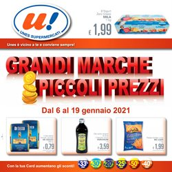 Catalogo Unes Supermercati a Lissone ( Scaduto )