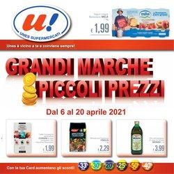 Catalogo Unes Supermercati a Lissone ( Per altri 5 giorni )