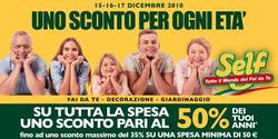 Offerte di Self nella volantino di Roma