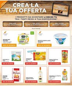 Offerte di Mousse a Alì Supermercati