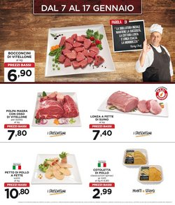 Offerte di Petto di pollo a Alì Supermercati