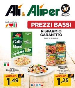 Offerte di Alì Supermercati nella volantino di Alì Supermercati ( Pubblicato ieri)