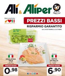 Offerte di Iper Supermercati nella volantino di Alì Supermercati ( Per altri 8 giorni)