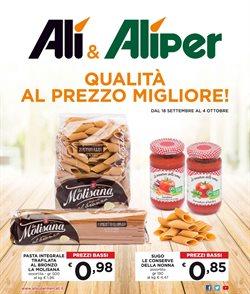 Offerte di Aliper nella volantino di Padova