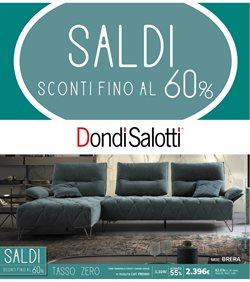 Catalogo Dondi Salotti a Venezia ( Più di un mese )