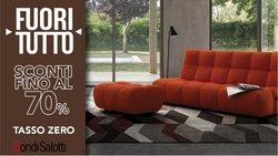 Offerte Tutto per la casa e Arredamento nella volantino di Dondi Salotti a Barletta ( Scade oggi )