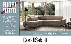Catalogo Dondi Salotti ( Per altri 11 giorni)