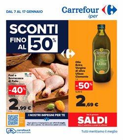 Catalogo Carrefour Iper a Paderno Dugnano ( Scade domani )