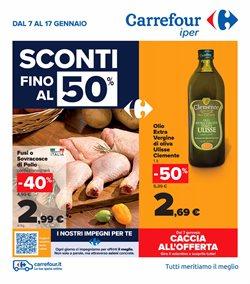 Catalogo Carrefour Iper a Sarzana ( Scade oggi )